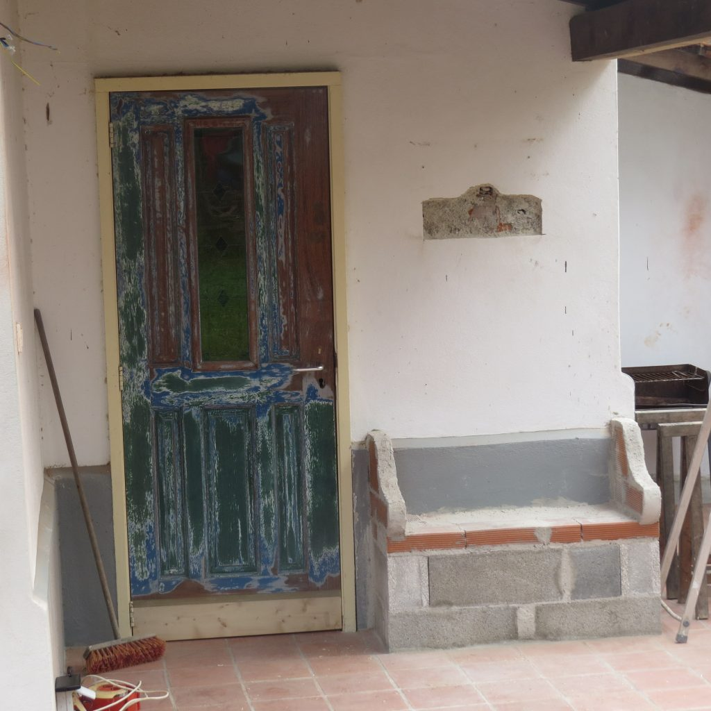 renovation work